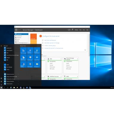 Microsoft Windows Server 2016 10 RDS User CAL Remote De