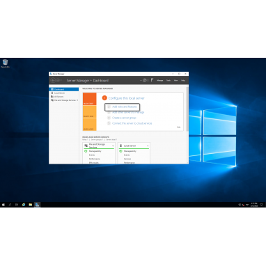 Microsoft Windows Server 2019 10 User CAL
