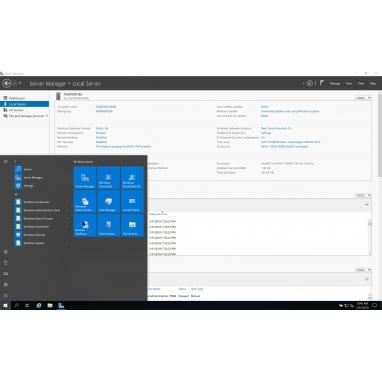 Microsoft Windows Server 2019 Essentials
