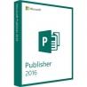 Microsoft Publisher 2016 Klucz MAK 50 aktywacji