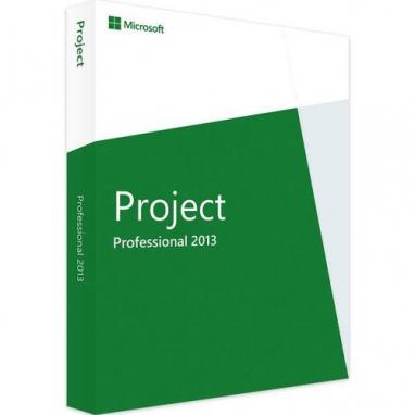 Microsoft Project Professional 2013 Klucz MAK 50 aktywacji